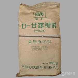 厂家供应 食品级 甘露糖醇 一公斤起订