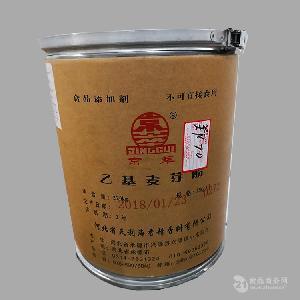 食用原装天利海 京萃牌 乙基麦芽酚 的用法  使用量  产品报价