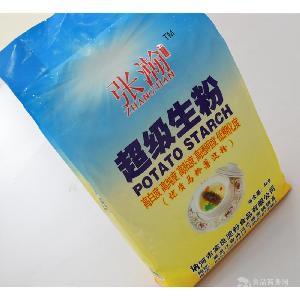 马铃薯生粉 优质勾芡烹饪淀粉 零添加更健康热卖张翰生粉
