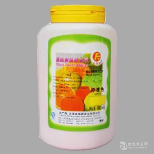食用 天福源柠檬色色素 500g功能特性与应用