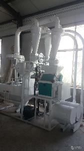小麦磨面粉新工艺皮芯分开磨粉玉米面粉机器
