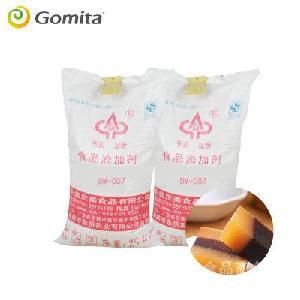 供应东莞东美牌水晶饼透明点心肠粉年糕等食用木薯变性淀粉DM007