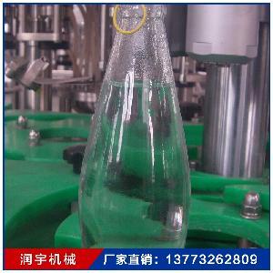 矿泉水果汁饮料液体灌装机