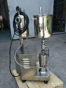 改性石墨烯機油連續在線式乳化機