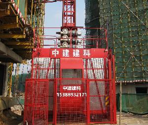 河南施工升降机,河南施工升降机厂家-中建建科施工升降机