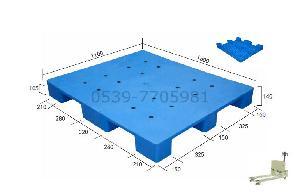 塑料托盘厂家供应 高承重1311 九脚平板塑料托盘