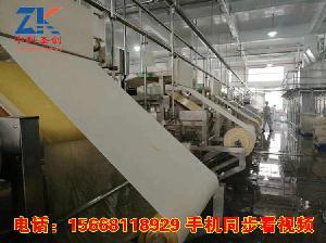 福州新型自动揭皮腐竹机设备 全自动腐竹加工设备多少钱
