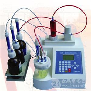 禾工科儀全自動卡爾費休水分測定儀AKF-1現貨銷售