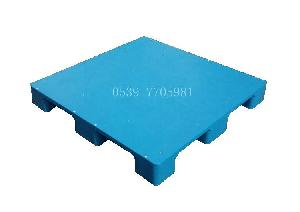 山东塑料托盘生产厂家 1010九脚平板托盘