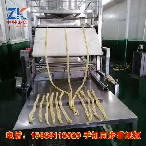 泉州全自动腐竹机价格 大型全自动腐竹机生产线厂家报价