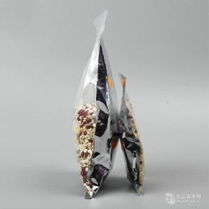 15*22加厚彩色铝箔阴阳自立袋 中拉链自封袋 糖果粉末食品级袋