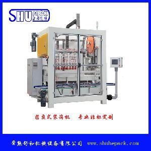 常熟舒和SH-ZX01自动圆盘式移栽装箱机