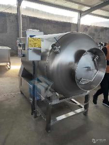 热销新型真空滚揉机 全自动变频肉制品腌制机