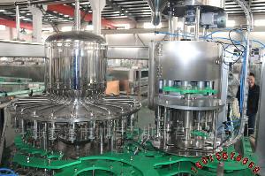 果汁饮料全自动生产设备 鲜榨果汁饮料灌装机