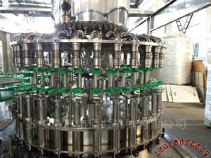 全自动果汁饮料灌装机 瓶装果汁饮料生产线