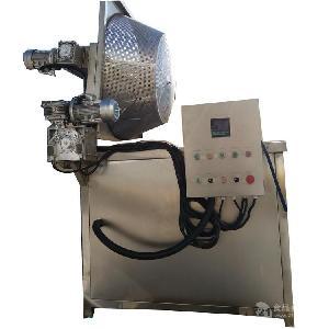 薯片油炸機自動出料  炸魚塊油炸鍋專業定制