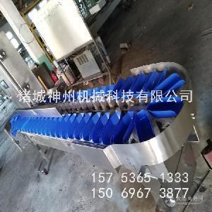 海蛎子重量分选机 牡蛎分级机 重量分选机