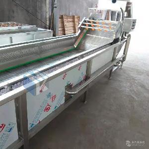 荔枝专用清洗机  水果深加工清洗设备