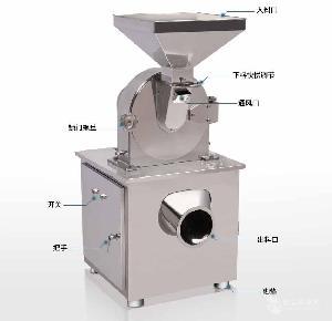 不锈钢涡轮大功率型高效调料打粉机