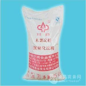 墙纸胶糯米胶专用变性淀粉DM668