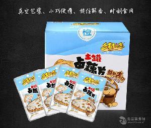 乡村之恋香辣卤藕35g*20包*12盒休闲素食