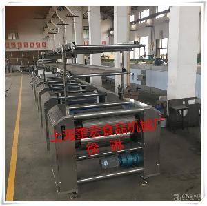 休闲苏打全自动饼干生产线/伺服饼干设备/自动流水饼干机
