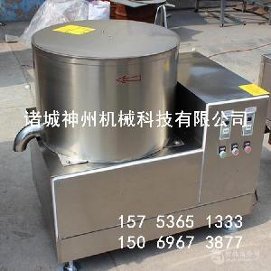 油炸蚕豆脱水机 快速脱油 脱水蔬菜制作设备