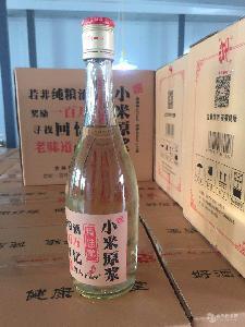金小米原漿酒