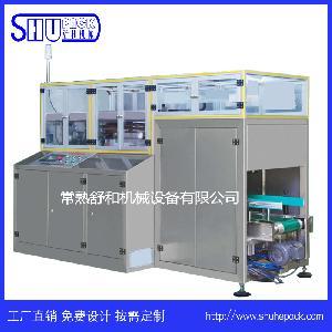 常熟舒和装箱机厂家直销自动落差式装箱机 各种自动装箱机