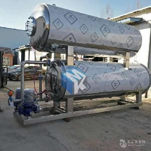 全自动高温食品杀菌锅高温专用杀菌设备