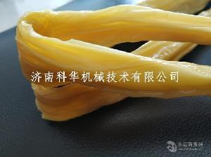 广东自带烘干的腐竹油皮机多少钱一台,手工腐竹机生产线哪家好