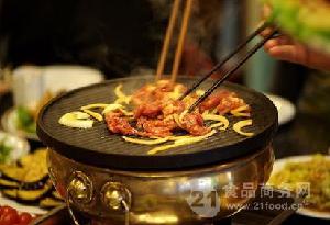 炙子烤肉10