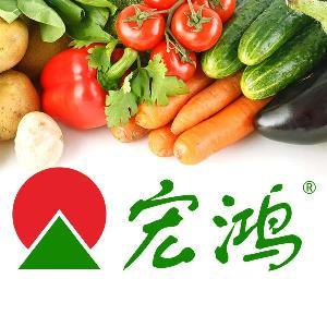 蔬菜供應商   上海宏鴻