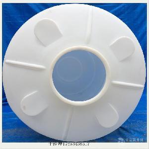 沧州富航5000L容量塑料PE大罐5立方塑料桶