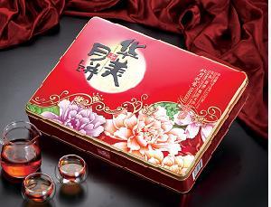華美月餅團購 價格 圖片 華美月餅廠家 秋月花香