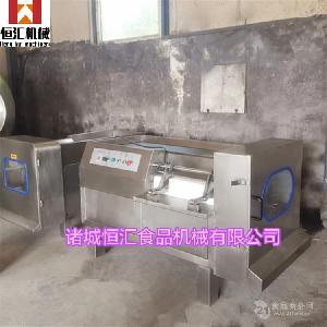 供應多功能肉類切丁機 雞胸肉切丁機QD-350