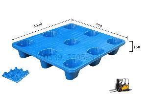 塑料托盘厂家报价1008九脚平板 吹塑