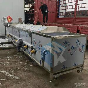 熱銷鏈板式玉米粒蒸煮機 黃豆連續式蒸煮設備