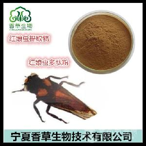 红娘虫提取物厂家报价红娘虫粉供应灰花蛾速溶粉湖南樗鸡粉
