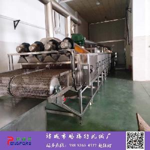 厂家直销冰冻红薯烘烤机器 蜜薯、烟薯、地瓜清洗烘烤成套设备