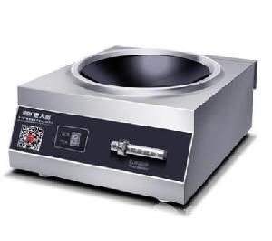 麦大厨凹面大功率商用电磁炉价格