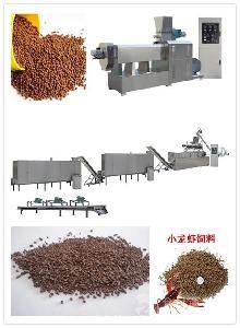 小龍蝦飼料生產線,顆粒龍蝦飼料加工設備價格