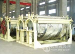 TG 系列滾筒刮板干燥機