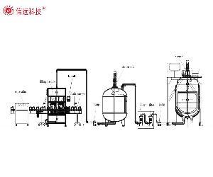 内蒙古包头液体大量元素水溶肥生产线设备