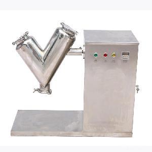 V臂化工粉末实验混合设备