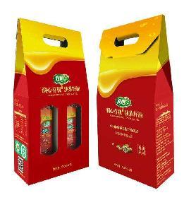 江西潤心好茶油500ml*2 有機山茶油 純正茶油 油茶籽油