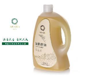 山美大別山 2升裝油茶籽油 天然木本養身茶油 一級壓榨食用油