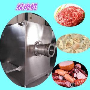 不锈钢大功率绞肉机 鲜肉冻肉绞肉机价格JR-250
