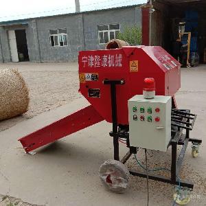 玉米秸秆青储打捆机A张村镇玉米秸秆青储打捆机