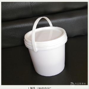 2019款2L注塑塑料桶 2公斤水容量注塑防盗桶